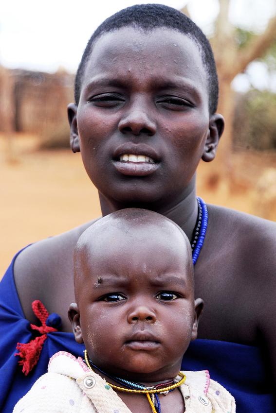 0007 Masai, Kenia
