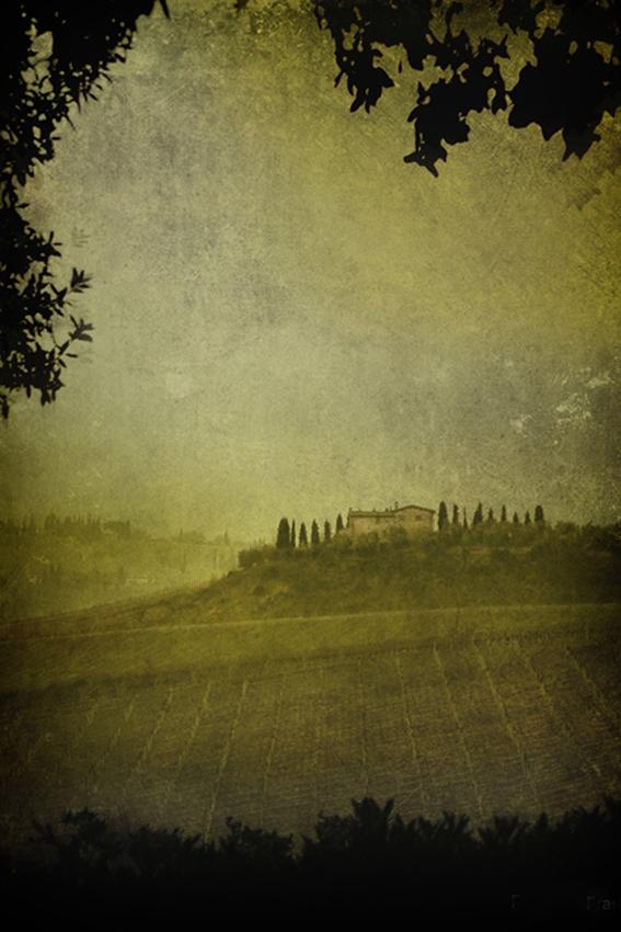 0017 paesaggio toscano